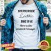 Official Si Tu Nas Pas De Laetitia Dans Ta Vie Shirt