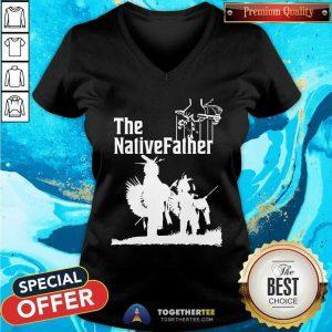 Original The NativeFather V-neck