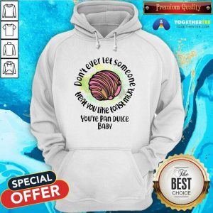 Do Not Ever Let Someone Heal You Like Toast Mija Hoodie