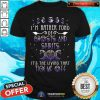 Ghost And Spirits Living That Tick Me Off Witch Shirt