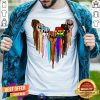 Hand Watercoler Heart LGBT Shirt