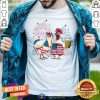 Independence Day 4th July Chicken Beer Shirt